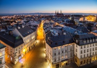 Olomouc at the top of Lonely Planet's list!