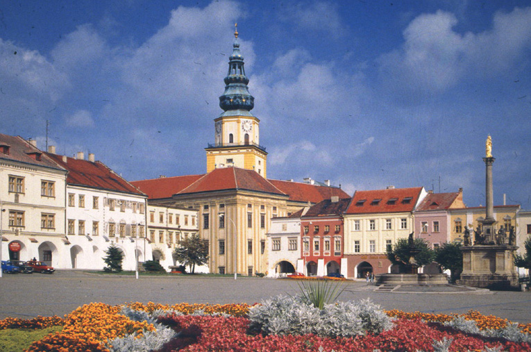 Archbishop's Chateau of Kroměříž