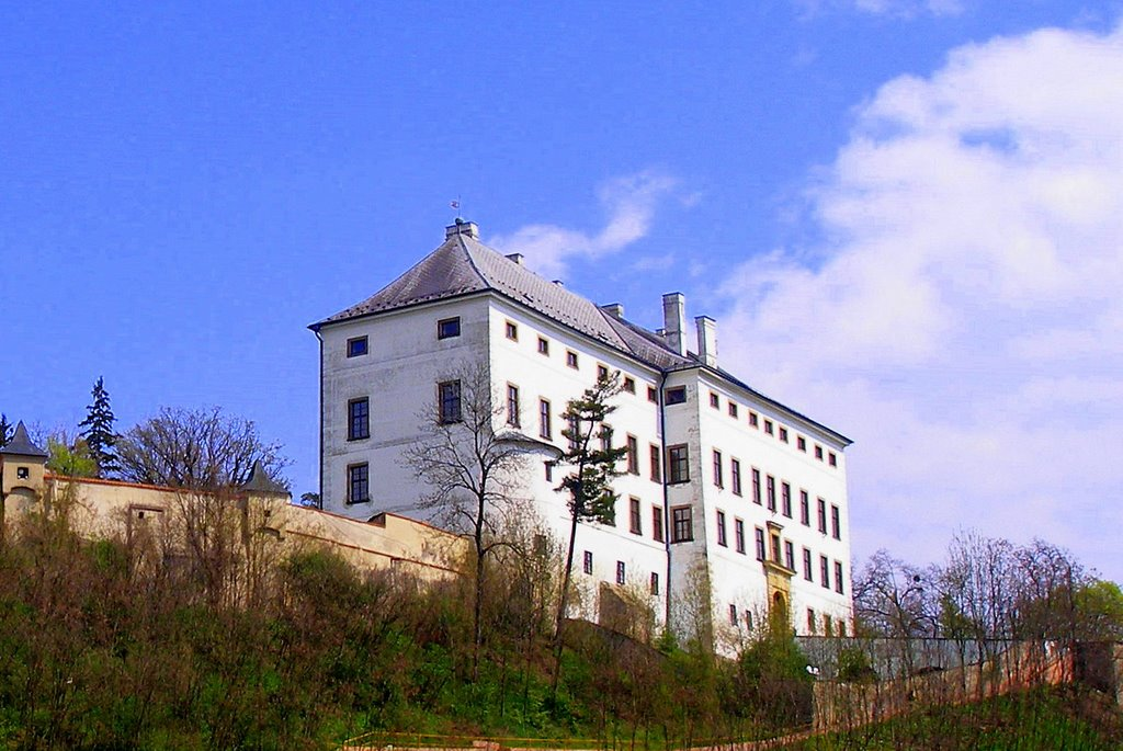 Castle and Chateau Úsov