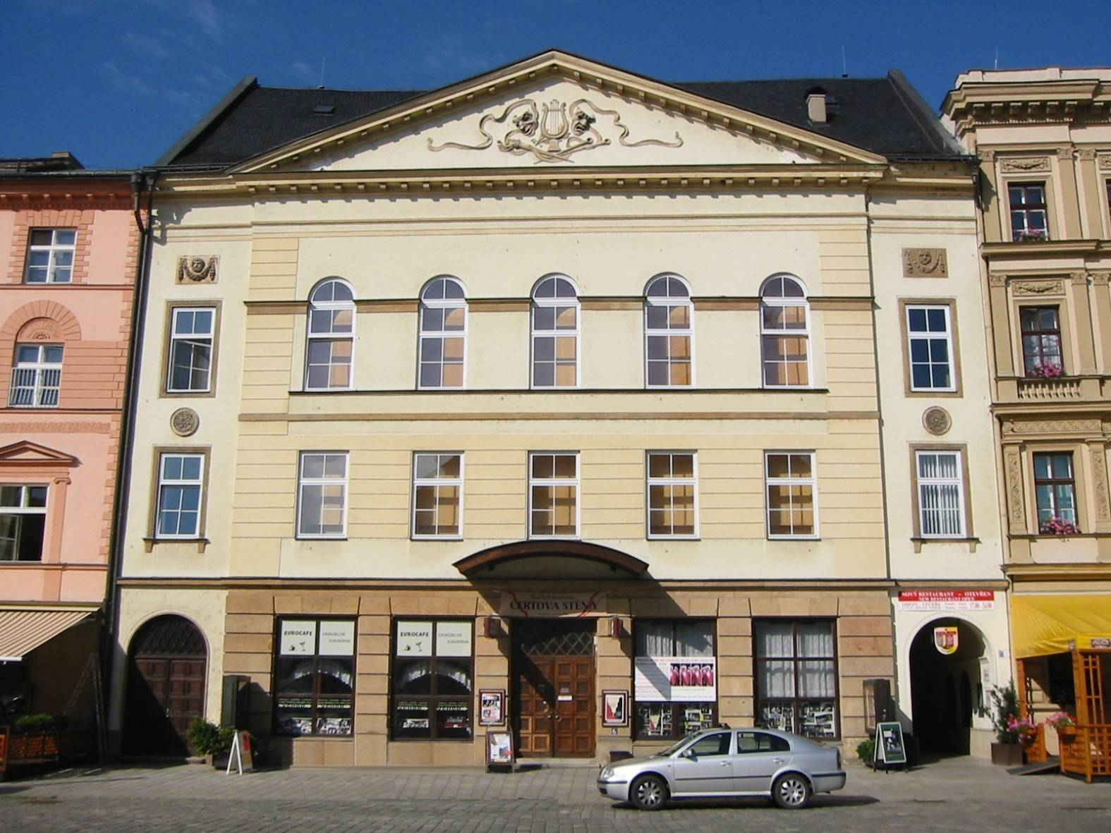 Mährisches Theater Olomouc