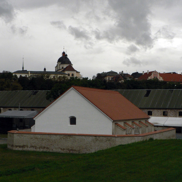 Museum of Olomouc Fortress, Bezruč Park (next to the Botanic Garden)
