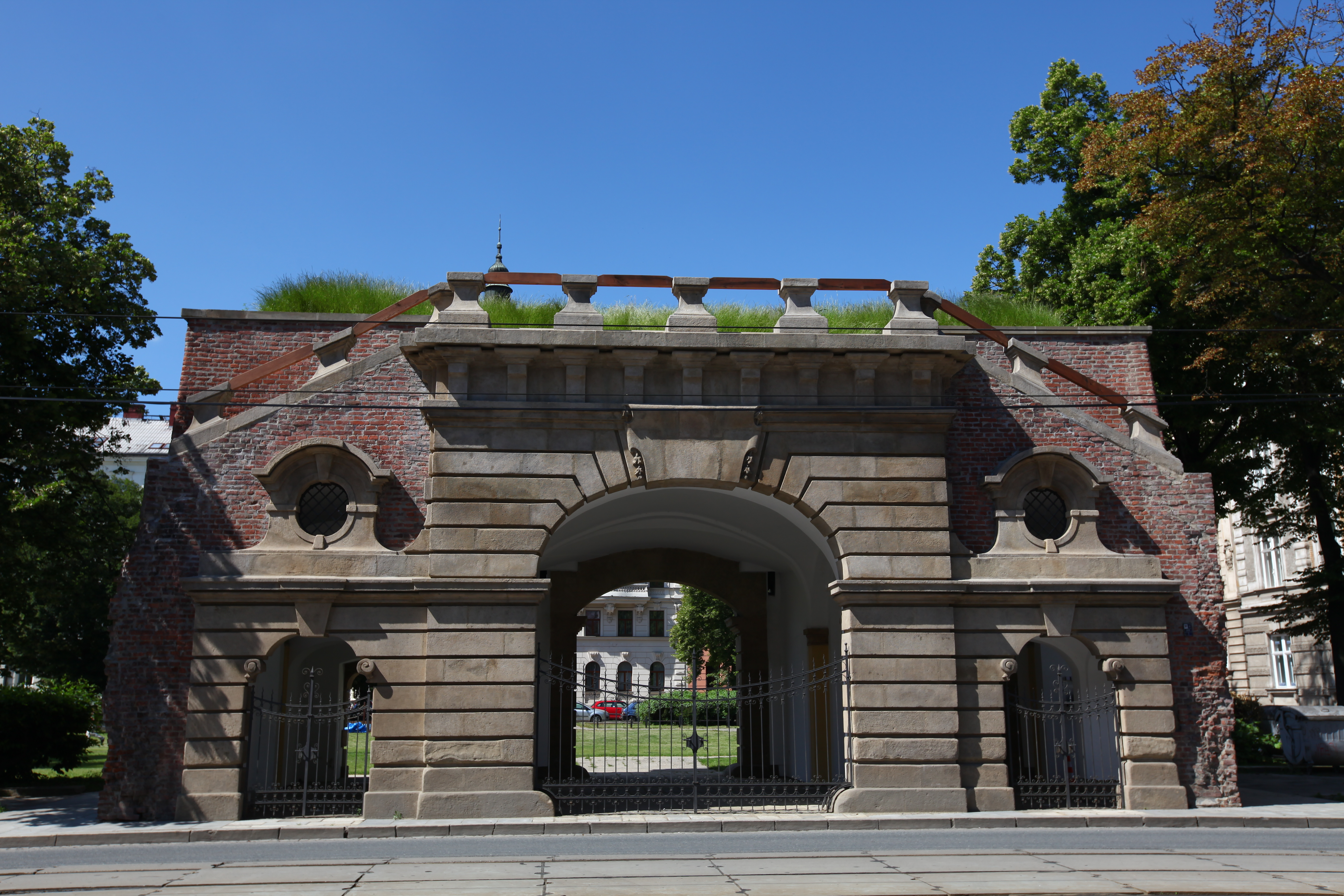 Theresian Gate