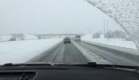 Meteorologové vydali výstrahu před vytrvalým sněžením