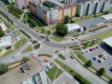 Tramvajová trať na Nové Sady: už od pondělí začíná stavba druhé etapy | Vizualizace: Stavoprojekt