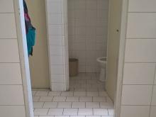 Nepřístupné WC